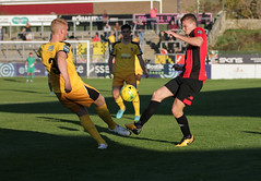 Lewes 2 Folkestone Invicta 0 20 10 2018-238-2.jpg (jamesboyes) Tags: lewes folkestoneinvicta football soccer fussball calcio voetbal amateur bostik isthmian goal score celebrate tackle pitch canon 70d dslr