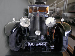 Riverside-Museum-of-Transport-and-Technology (norriemacloud) Tags: scotland glasgow riversidemuseum rollsroyce
