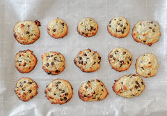 2018.10.21 Low Carbohydrate Chocolate Chip Cookies, Washington, DC USA 06708