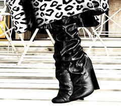 Ghee Fall18 Slouch Boots (parisevermore) Tags: ghee senseevent boots virtualfashion virtualfootwear shoes secondlifeevents sl secondlife