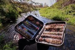 fly box (namhdyk) Tags: flyfishing stream troutbum canon canonpowershot canonpowershotg7x