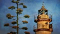 + Faros 254 (jburzuri) Tags: farodecapsalines mallorca faro lighthouse ngc