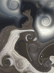 #art #fractals #yinyang #digitalart #fineart #conceptual #psychedelic #trippy #strange #surreal #messedup (beautifullybams) Tags: art fractals yinyang digitalart fineart conceptual psychedelic trippy strange surreal messedup