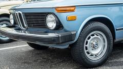 BMW 2002 tii (mjhbower) Tags: carsandcoffeemalibu carscoffee steelies carsandcoffee malibu