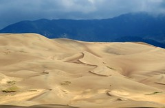 Sea of sand - Great Sand Dunes National Park and Preserve, Colorado, June 2017 (Judith B. Gandy (on and off, off and on)) Tags: sand dunes colorado landscapes greatsanddunesnationalparkandpreserve sanddunes