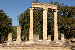 Ancient Olympia   Αρχαία Ολυμπία   Greece-54 (Paul Dykes) Tags: archeaolybia westgreeceregion greece gr hellas αρχαίαολυμπία ancientolympia olympicgames peloponnese ancientgreece archaeologicalsite