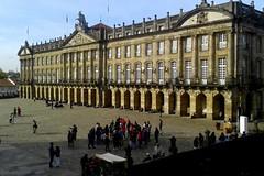 Palacio Raxoi (mnovela2293) Tags: palacioraxoi sedejunta de galicia xunta lemaur clavijoestatua ecuestre santiagoaposto prazadoobradoiro