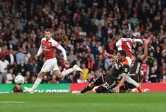 Arsenal v Brentford - Carabao Cup Third Round (Stuart MacFarlane) Tags: sport soccer clubsoccer footballleaguecup london england unitedkingdom gbr