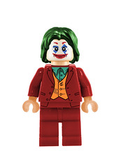 Joaquin Phoenix Joker (thommy92) Tags: dc dccomics joker batman lego legominifigure minifigure movie custom
