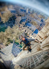 Assassin's Creed: Unity (DunnoHowTo) Tags: hattiwatti cinematic tools cheatengine camera extreme ninja assassin action adventure video game computer gaming screenshot paris france revolution 1700 napoleon templar ice photoshop time stop cheat table ubisoft 2014 parkour open world arno dorian versailles helix animus abstergo history historical city révolution française 1799 assassins creed unity roof jump dlc