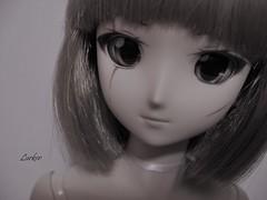 Scars (Lurkz D) Tags: spunky doll custom lurker dd dollfiedream volks