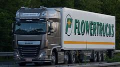 FIN - Veljekset Kytölä Oy >Flowertrucks< DAF XF 106.510 SSC (BonsaiTruck) Tags: veljekset kytölä flowertrucks daf lkw lastwagen lastzug truck trucks lorry lorries camion caminhoes