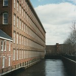 Lowell Massachusetts - United States - Boott Mills Museum - Cotton Mills thumbnail