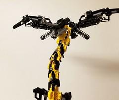 Solpher (Triple #C) Tags: bionicle moc rahi lego