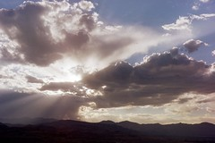(xokphoto) Tags: suset mountains utah film filmphotography light sun summer august filmisnotdead minolta photography mood aesthetic desert travel explore discover view rockymountains nature sky skyporn pleasing beautiful saltlakecity