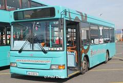 Dublin Mini Coaches V15 (06D120731). (Fred Dean Jnr) Tags: dublinportrally2015 dublin dublinportrally dublinport dublinminicoaches alexander dennis dart mpd plaxton pointer 06d120731 september2015 v15
