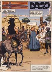 Lanciostory #v19#38 / Dago (micky the pixel) Tags: comics comic fumetti heft adventure euraeditoriale lanciostory robin woodalberto salinas dago scheiterhaufen pyre