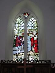 Llanina - St Ina's (pefkosmad) Tags: stina llanina parishchurch wales churchinwales christianity religion church ruraldeaneryofglynaeron dioceseofstdavids ceredigion victorian victorianbuilding stainedglass window