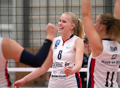 P2138931 (roel.ubels) Tags: sliedrecht sport topsport volleybal volleyball uvc holding graz cev champions league debasis
