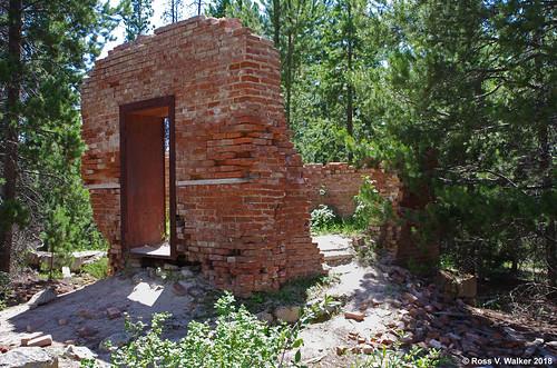 Granite Mining Company Vault
