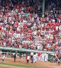 Win for the Red Sox (RockN) Tags: bostonredsox win july2018 fenwaypark boston massachusetts newengland worldserieschampions2018