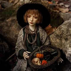IMG_7088 (sharissaren) Tags: halloween zaoll zaollluv bjd doll