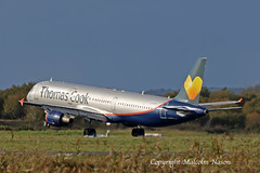 A321-211 LY-VED THOMAS COOK 3 (shanairpic) Tags: jetairliner passengerjet a321 airbusa321 shannon thomascook avionexpress lyved