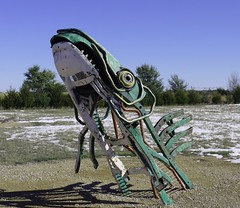 Scenes From the 2018 Midwest Road Trip (J.P. EVERETT) Tags: carhenge nebraska alliance cars sculpture art