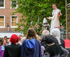 YMPST waggon play performance, St Sampson's Square, 16 September 2018 - 08 (nican45) Tags: yorkmysteryplays2018 16september2018 16092018 18135 18135mm 2018 csc fuji fujifilm mysteryplays nickansell september stsampsonssquare supporterstrust theharrowingofhell xt2 xf18135mmf3556rlmoiswr ymp ympst york yorkshire cast costumes mirrorless performance photographer photography waggonplay