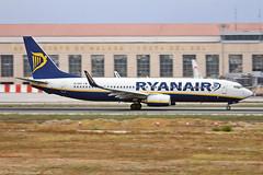 EI-EKP Boeing 737-8AS Ryanair AGP 17-09-18 (PlanecrazyUK) Tags: lemg malaga–costadelsolairport malaga costadelsol eiekp boeing7378as ryanair agp 170918