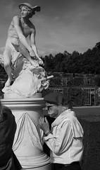 Sanssouci Palace #streetphotography #street #blackandwhite #bw #bnw #leica #leicam #leicaimages #madeinwetzlar #germany (leonardoringo) Tags: streetphotography street blackandwhite bw bnw leica leicam leicaimages madeinwetzlar germany