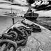 Spare Chains (Robert Streithorst) Tags: chain mono nassau oasisoftheseas robertstreithort tugboat seashore