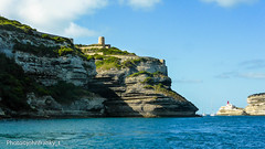 Bonifacio-Corsica Francia-France (johnfranky_t) Tags: panasonic tz40 lumix johnfranky t torre faro imbarcazioni ingresso al porto bonifacio corsica francia nuvole