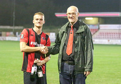 Lewes 3 Worthing 4 03 10 2018-153-2.jpg (jamesboyes) Tags: lewes worthing sussex football soccer fussball calcio voetbal amateur bostik isthmian goal score celebrate tackle pitch canon 70d dslr