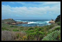 Headland Cove at Point Lobos State Park, California (sjb4photos) Tags: california pointlobos californiacoast pacificocean