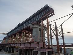 M1 20180111 4 (romananton) Tags: крымскиймост керченскиймост kerchstraitbridge crimeanbridge bridge мост стройка строительство крым construction constructing