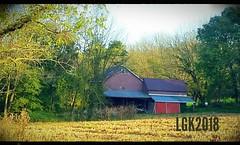 Decaying Barn at Golden Hour (Peachhead (5,000,000 views!)) Tags: barn rural decay abandoned lowermountbetheltownship slatebelt northamptoncounty pa pennsylvania nepa farm farmscape landscape