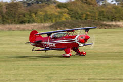 IMG_4378 Pitts (Beth Hartle Photographs2013) Tags: shuttleworthcollection shuttleworthraceday airshow aircraft historicaircraft 19101950s biplane usa american