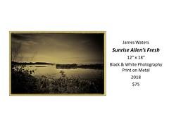 "Sunrise Allen's Fresh • <a style=""font-size:0.8em;"" href=""https://www.flickr.com/photos/124378531@N04/43549603030/"" target=""_blank"">View on Flickr</a>"
