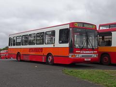 Stanways JIG8878 Showbus 2018 (Guy Arab UF) Tags: stanways jig8878 volvo b10b58 northern counties paladin bus donington park showbus buses m132pra 132 nottsderby trent barton