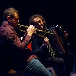"""Fabrizio Bosso / Luciano Biondini duo """"Face to Face"""""""