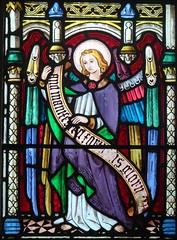 [67685] St Peter, Doddington : South Aisle Window (Budby) Tags: doddington lincolnshire church stainedglass window