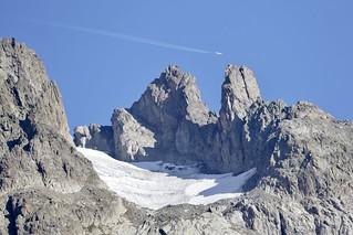 Obertaljoch Susten Swiss Alps Switzerland