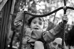 Enfant (DavidLabasque) Tags: enfant child jeu game play kid face portrait french france français mignon cute regard eyes noiretblanc noir blanc blackandwhite black white monochrome canon eos 6d 2018