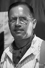 Black and white portraits (barryjameswilson) Tags: blackandwhite portraits reenactors bw m