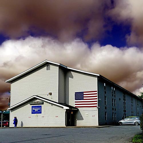 Rodeway Inn - Asheville, NC, USA