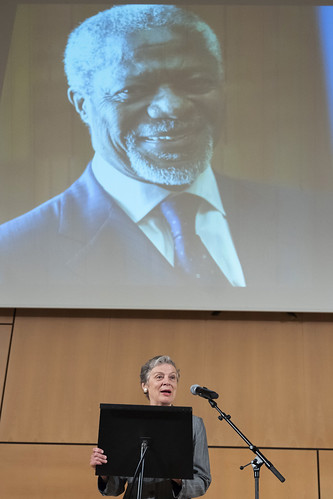 A Celebration of the Life of Kofi Annan
