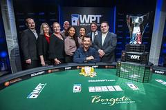 Champion Erkut Yilmaz (World Poker Tour) Tags: worldpokertour wpt maintour wptborgatapokeropen season20182019 borgatahotelcasinospa atlanticcity nj usa