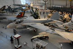 NASM_0545 Grumman A-6E Intruder 154167 (kurtsj00) Tags: nationalairandspacemuseum nasm smithsonian udvarhazy grumman a6e intruder 154167