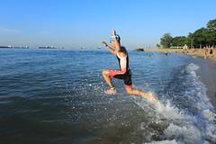 Singapore International Triathlon 2018 (jimbyrden) Tags: singapore international triathlon 2018 swim sea run bike bicycle sport race trip athlete athletics athletes beach outdoor